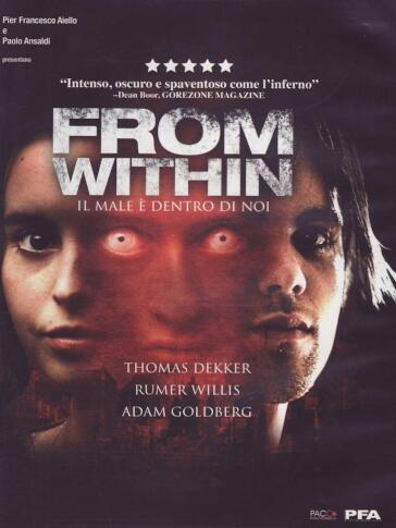 From within - Il male è dentro di noi (DVD)
