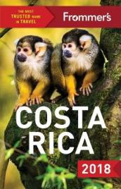 Frommer s Costa Rica 2018