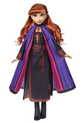 Frozen 2 - Fashion Doll Anna