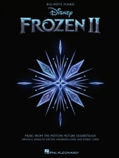 Frozen II - Music From The Motion Picture Soundtrack - Ukulele Songbook