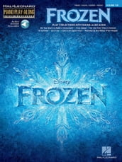 Frozen - Piano Play-Along Songbook (with Audio)