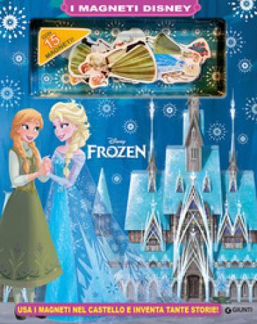 Frozen. I magneti Disney. Ediz. a colori. Con gadget -  pdf epub