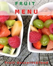Fruit menu