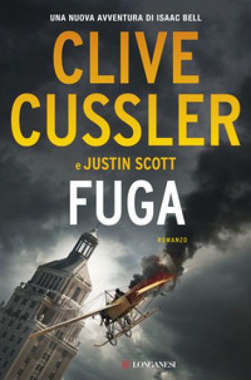 Fuga - Clive Cussler   Rochesterscifianimecon.com