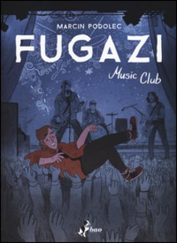 Fugazi Music Club - Marcin Podolec  