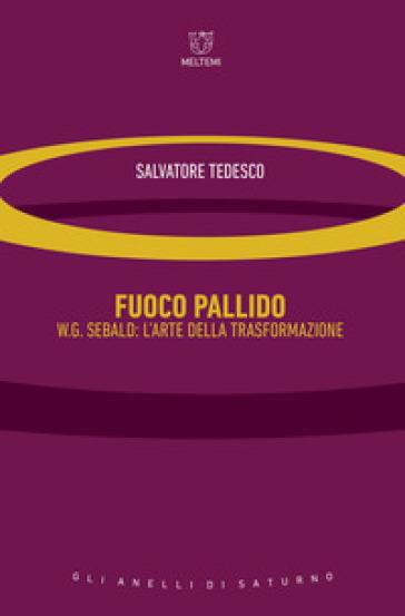 Fuoco pallido. W.G. Sebald: l'arte della trasformazione - Salvatore Tedesco |