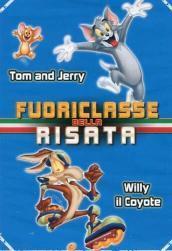 Fuoriclasse della risata - Tom and Jerry + Willy il coyote (2 DVD)