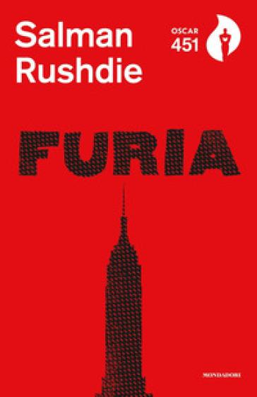 Furia - Salman Rushdie |