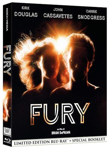 Fury (Blu-Ray+Booklet)