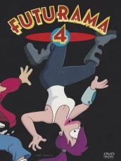 Futurama - Stagione 04 Volume 01-04 (4 DVD)