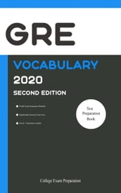 GRE Test Vocabulary 2020 Second Edition