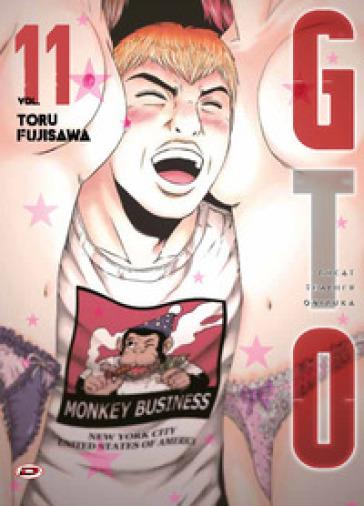 GTO. Paradise lost. 11. - Toru Fujisawa |