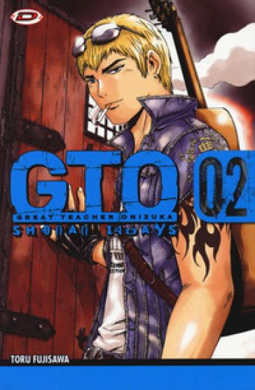 GTO. Shonan 14 days. 2. - Toru Fujisawa | Ericsfund.org