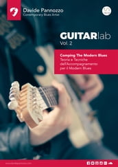 GUITARlab Vol.2, Comping The Modern Blues