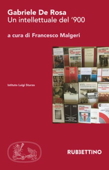 Gabriele De Rosa - Francesco Malgeri | Jonathanterrington.com