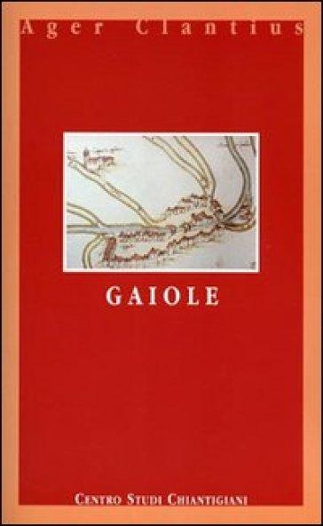 Gaiole. Ediz. italiana e inglese - Renato Stopani  