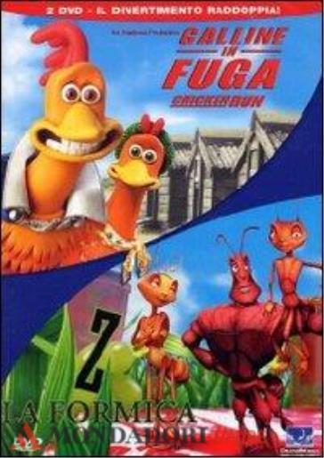 Galline in fuga z la formica dvd mondadori store