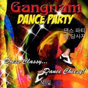 Gangnam dance party