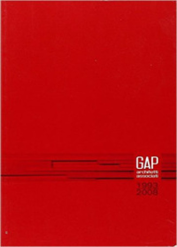 Gap. Architetti associati - P. D. Blackmore |