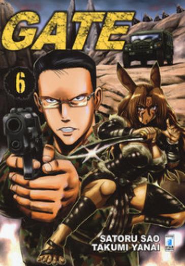 Gate. 6. - Takumi Yanai |
