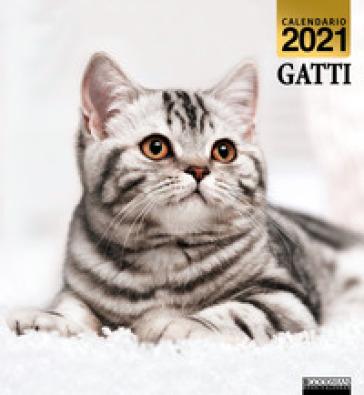 Gatti. Calendario 2021   AA.VV. Artisti Vari   Libro   Mondadori Store