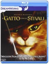 Gatto Con Gli Stivali (Il)(1Blu-Ray)