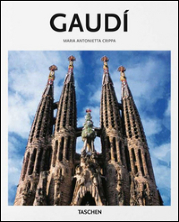 Gaudi - Maria Antonietta Crippa | Thecosgala.com
