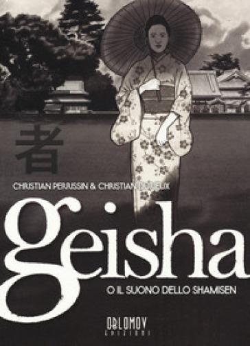 Geisha o il suono dello shamisen. 2. - Christian Durieux |