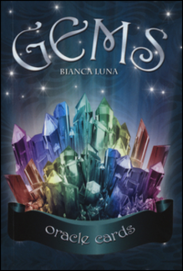 Gems. Oracle cards. Con 32 carte. Ediz. multilingue - Bianca Luna | Thecosgala.com