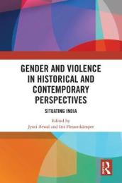 Gender and Violence in Historical and Contemporary Perspectives