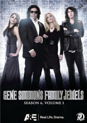Gene simmons family jewels:ssn6 p1