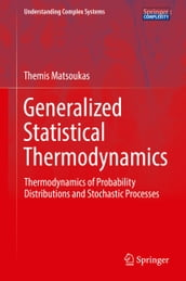 Generalized Statistical Thermodynamics