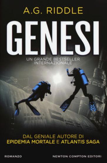 Genesi - A. G. Riddle | Rochesterscifianimecon.com