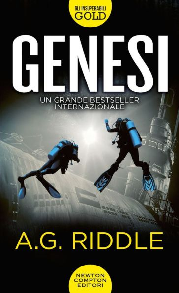 Genesi - A. G. Riddle |