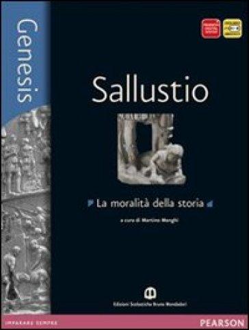 Genesis. Sallustio. Per le Scuole superiori. Con e-book. Con espansione online - Menghi |