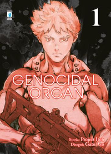 Genocidal organ. 1. - Project Itoh |