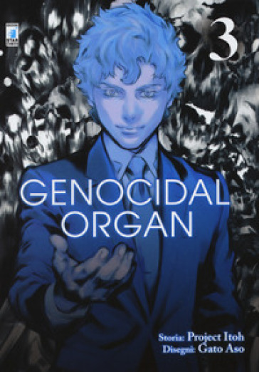 Genocidal organ. 3. - Project Itoh pdf epub