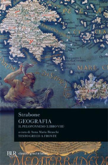 Geografia. Il Peloponneso. Libro 8º