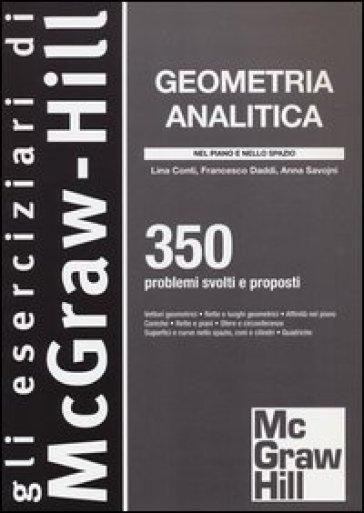 Geometria analitica. 350 problemi svolti e proposti - Pasqualina Conti pdf epub