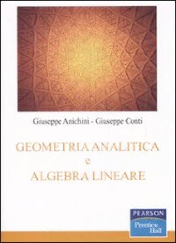 Geometria analitica e algebra lineare