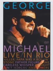 George Michael - Live in Rio (DVD)