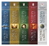 George R. R. Martin s A Game of Thrones 5-Book Boxed Set (Song of Ice and Fire Series)