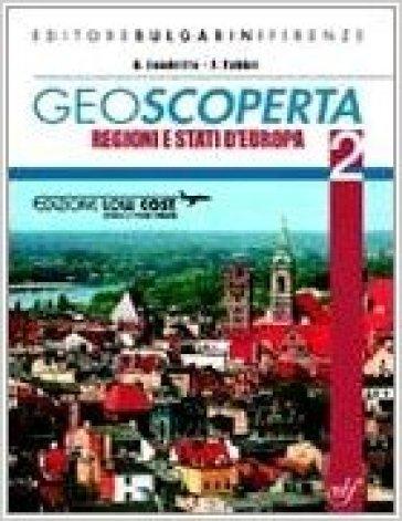 Geoscoperta. Per la Scuola media. 2. - Antonio Londrillo | Jonathanterrington.com