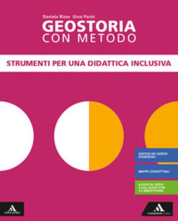 Geostoria con metodo. DSA. Per il biennio dei Licei. Con e-book. Con espansione online - Giusi Parisi   Kritjur.org