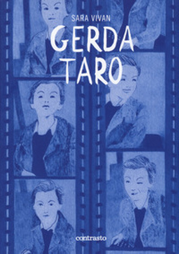 Gerda Taro - Sara Vivian | Rochesterscifianimecon.com