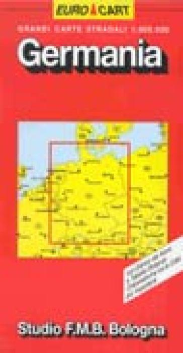 Germania 1:800.000 -  pdf epub