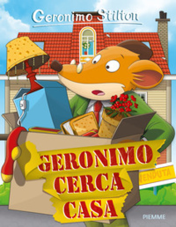 Geronimo cerca casa - Geronimo Stilton | Rochesterscifianimecon.com