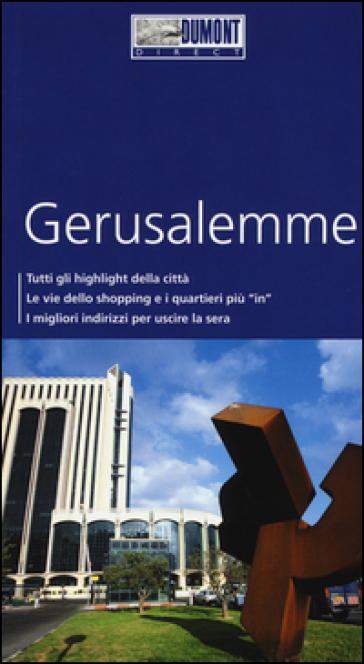 Gerusalemme. Con mappa - Michel Rauch pdf epub