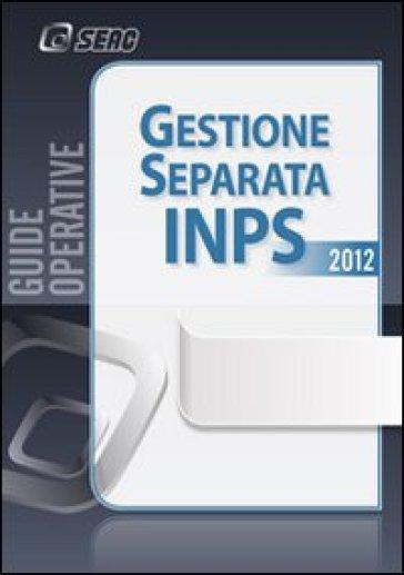 Gestione separata INPS -  pdf epub