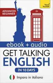 Get Talking English in Ten Days Beginner Audio Course